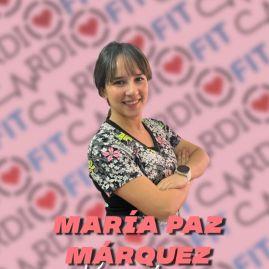 Kinesióloga María Paz Márquez. Área Musculoesquelética y en