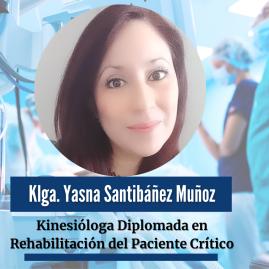 Kinesióloga Diplomada en Rehabilitación del Paciente Critico