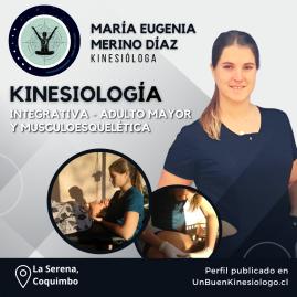 María Eugenia Merino Díaz