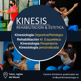 Kinesis Centro Kinésico - Rehabilitación Deportiva