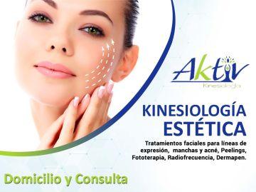 Kinesiología Dermatofuncional y Pelviperineal - Domicilio y Consulta