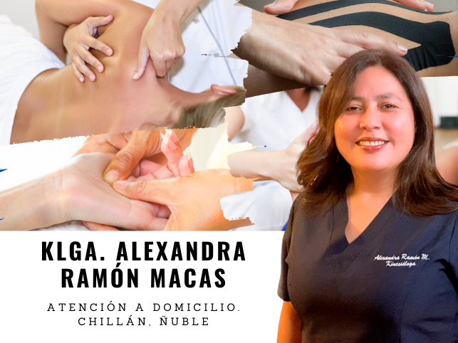 Klga. Alexandra Ramón Macas