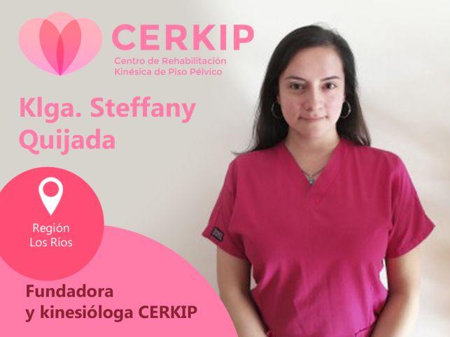 Klga. Steffany Quijada Oyarse - CERKIP