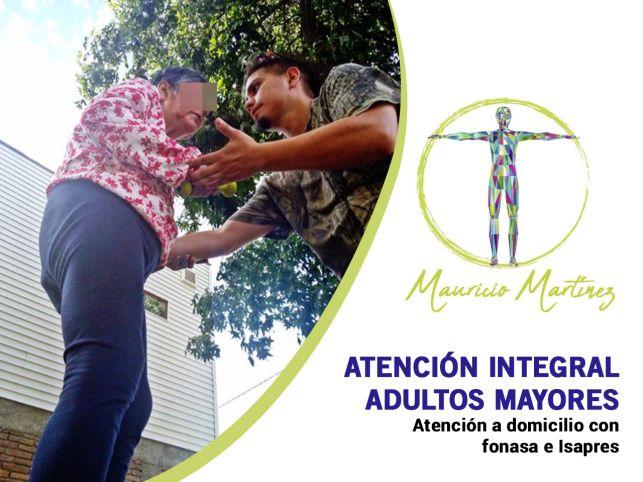 Kinesiología Integral - Domicilios con fonasa e isapres