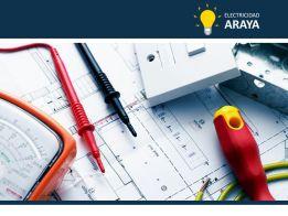 Electricidad Araya- Mantenimiento