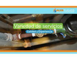 Alfa Fugas: Mantenimiento Integral