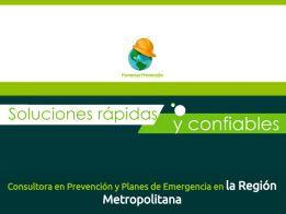 Marcos Reyes- Capacitación de Prevención de Riesgo