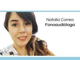 Natalia Correa: Atenciones Fonoaudiológicas