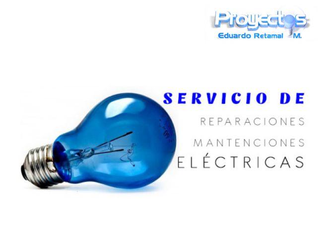 Proyectos E.I.R.L: Mantenimiento Eléctrico