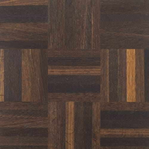 Sqr in Mosaic Smoked Oak - Hardwood by D&M Flooring