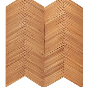 Hardwood Inceptiv-ArkChevron ARKCH-GLDNK GoldenOak