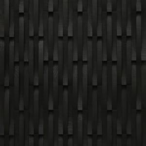 Hardwood Inceptiv-Krescent KRESC-NOIR Noir