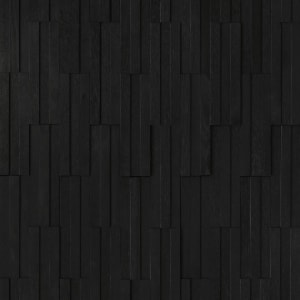 Hardwood Inceptiv-Kuadra KUADR-NOIR Noir