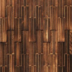 Hardwood Inceptiv-Kuadra KUADR-TBK Tabak