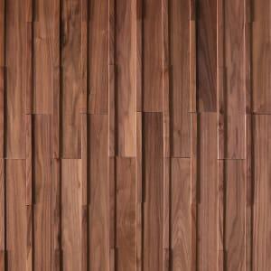 Hardwood Inceptiv-Kubik KUBIK-AMRCNWLNT AmericanWalnut