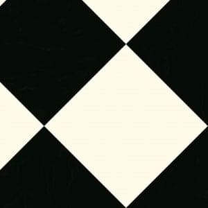 VinylSheetGoods ContinuityComfort 015CC WhiteOnBlack
