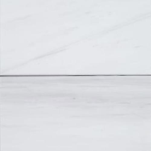 White Polished - 3x6