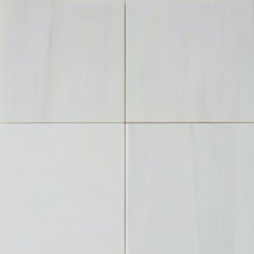 White Polished - 4x4