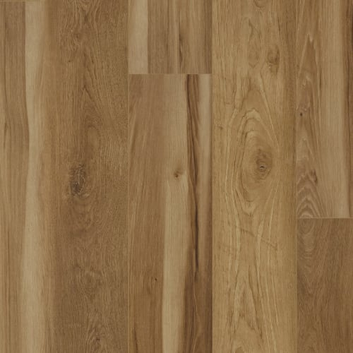 Pacifica Pillowed Bevel LVT Blended Caraway