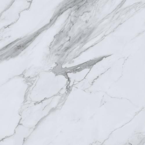 Rigid Core Plus - Click - Tile Carrara Marble Tile