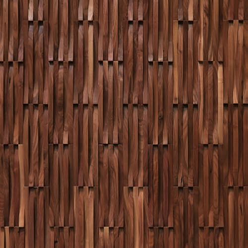 Hardwood Inceptiv - Curva American Walnut  main image