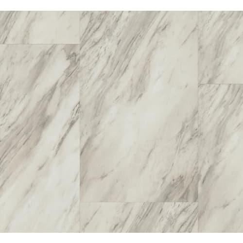 TRUCORE Luxury Vinyl Tile Carrara Grey D1116