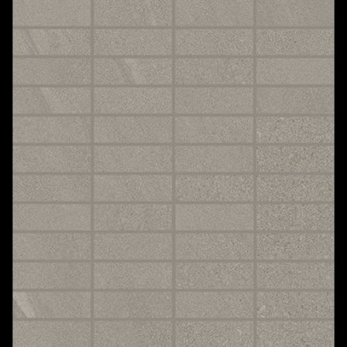 Altamere Charcoal Rock - Stacked Mosaic