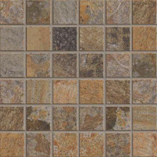 Calabria Bl - Square Mosaic