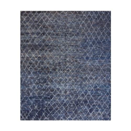 Dunes-Kitto Navy Blue White