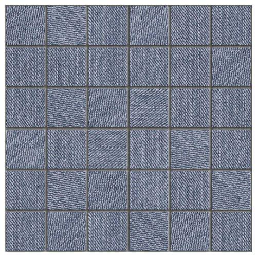 Carpi Denim - 12X12 Mosaic