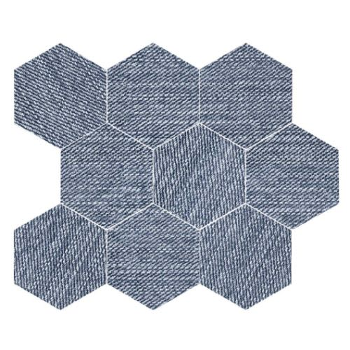 Carpi Denim - 115X14 Hexagon