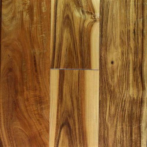 Acacia Solid B Natural Smooth 4875