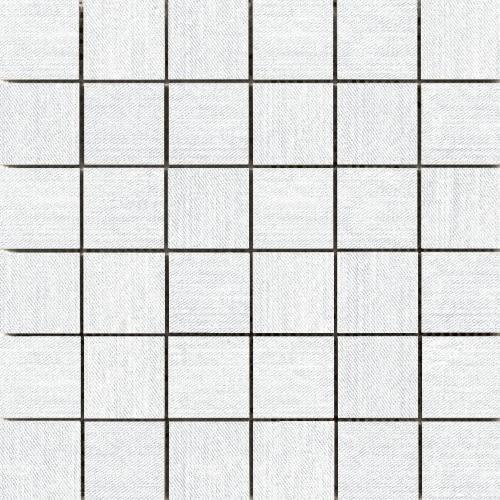 """Bukhara 2"""" X 2"""" Mosaic On 12"""" X 12"""" Mesh"""