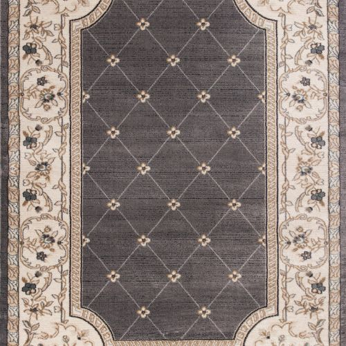 Avalon-5615-Grey/Ivory Courtyard