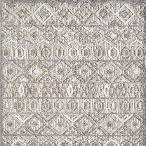 Calla-6925-Grey Aztec