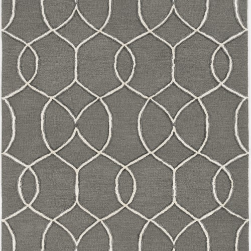 Libby Langdon-Upton-4303-Charcoal/Snow Groovy Gate