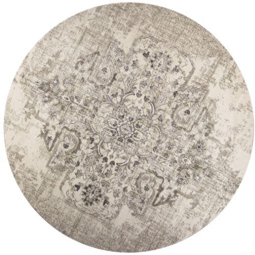 Seville-9471-Ivory/Grey Medallion