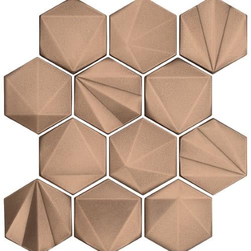 Geometal Bronze - Hex GM02
