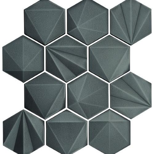 Geometal Gunmetal - Hex GM04