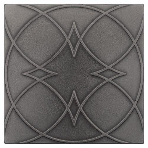 Geometal Gunmetal - Square GM04
