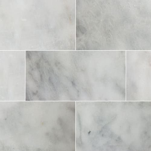 Turkish Carrara White White-Warm 12X24