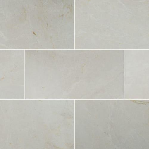 Vanilla White Beige 12X24