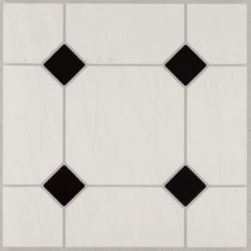 Afton Series Black/White