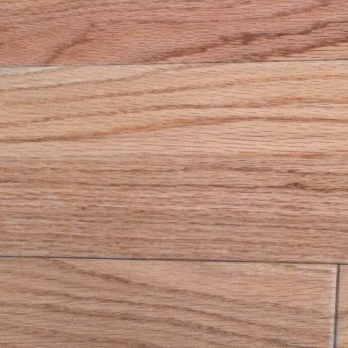 Country Classic Collection Red Oak Natural 225