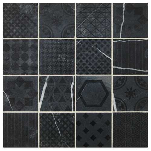 Strength Sequence Encaustic