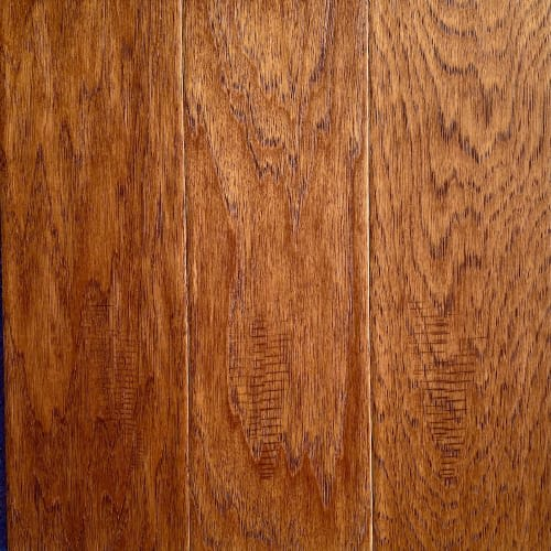 Bordeaux Collection Hickory Winchester Handscraped