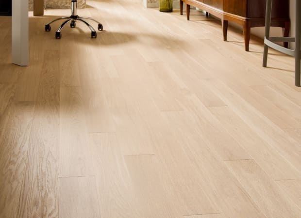 Brushed  Oiled Collection Vanilla 3/4 - 3-Layer TG Engineered Flooring
