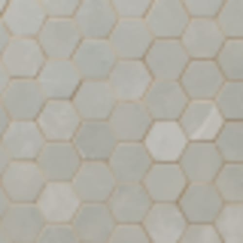 Sande in Grey 2x2 Hex - Tile by MSI Stone