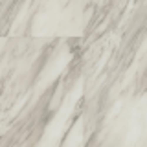 Trucor  Tile in Carrara Grey - Vinyl by The Dixie Group