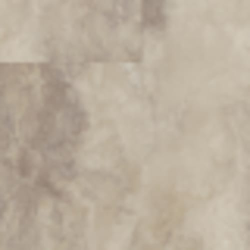 Trucor  Tile in Travertine Cloud - Vinyl by The Dixie Group